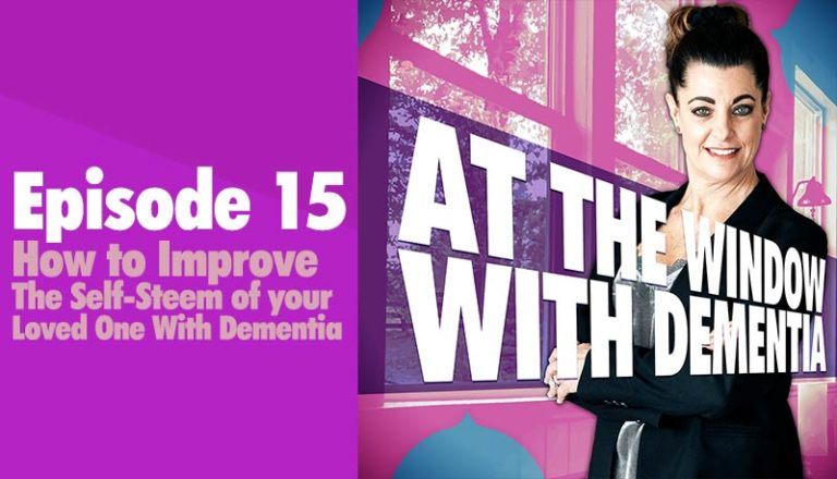 At The Window with Dementia - S1E15