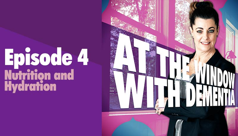 At The Window with Dementia Podcast S1E