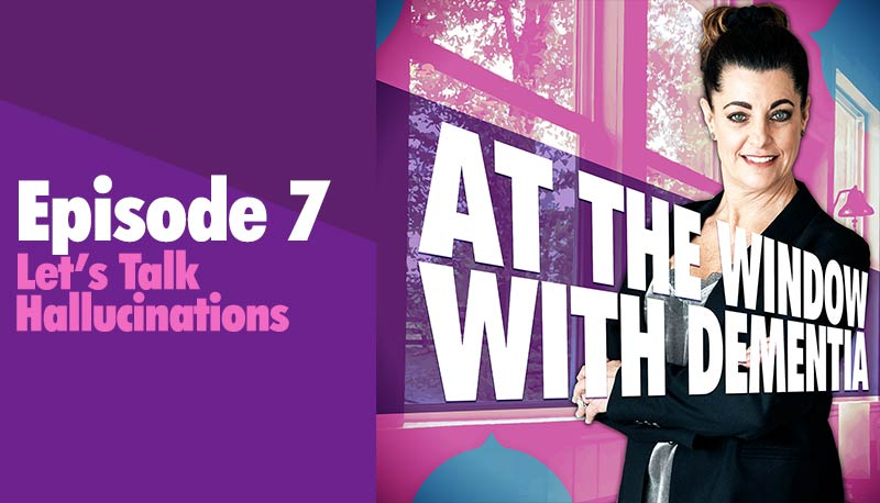 At the window with Dementia Season 1 - Episode 7