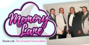 Memory Lane Stories